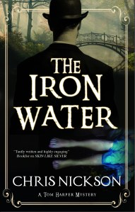 Image result for The Iron Water book cover chris nickson