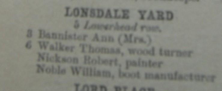 robert lonsdale