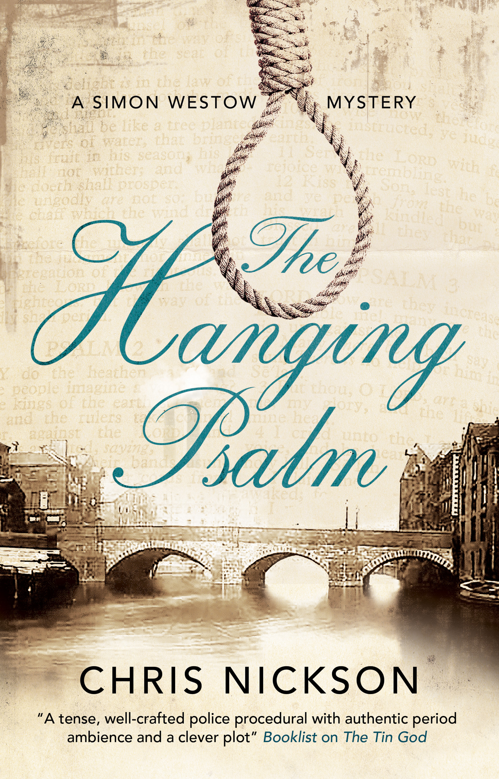 Hanging Psalm revised
