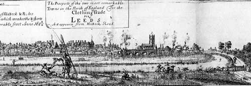 Leeds from Holbeck Road 1715