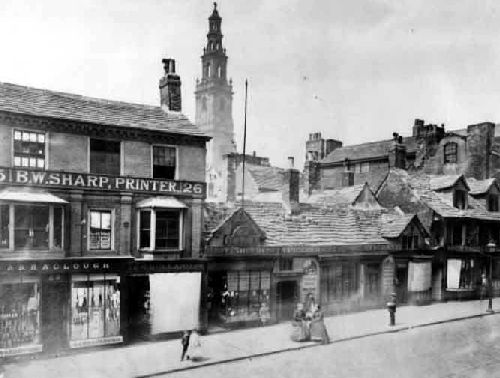 lower briggate 1867