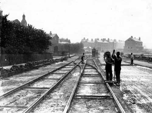 roundhay raod 1889