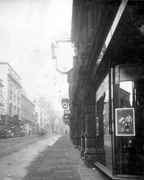 1930s albion street
