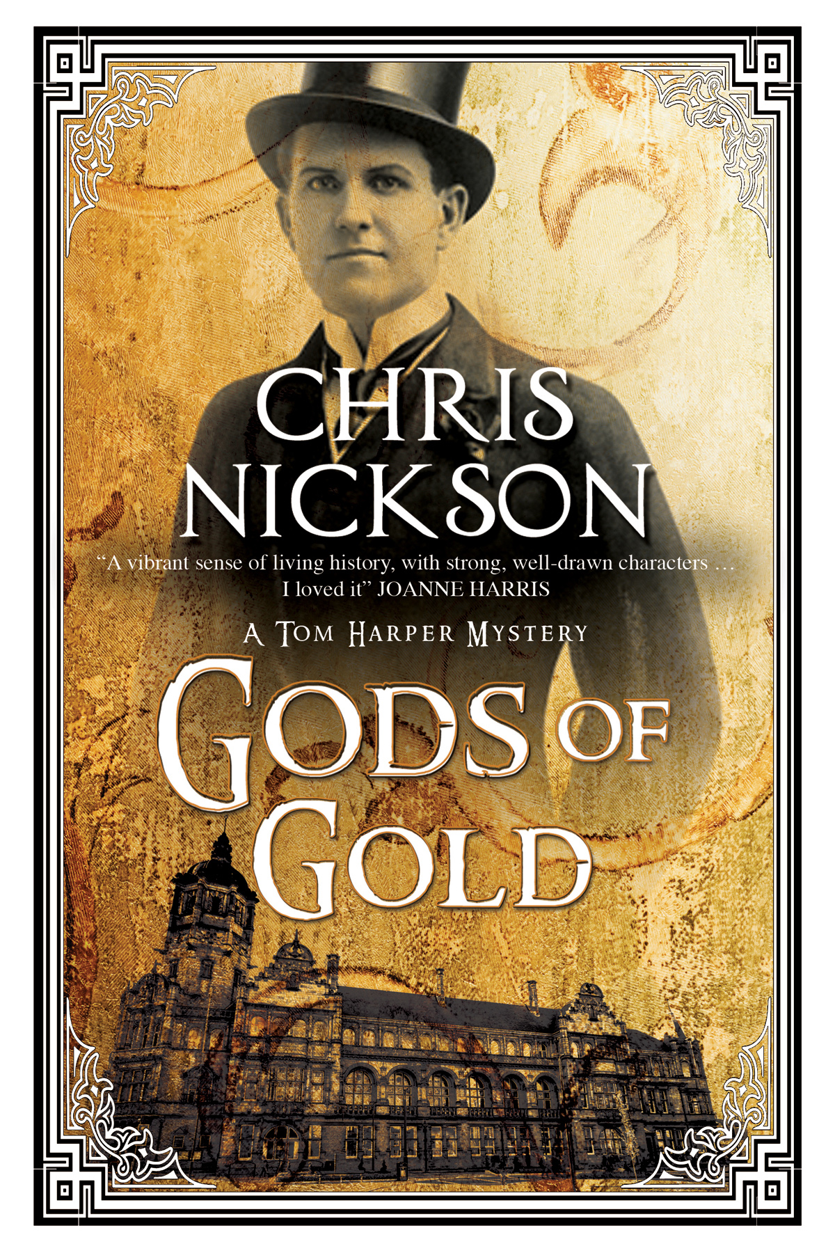 gods of gold cover