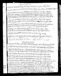 RN sister Mary 1687