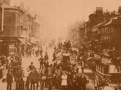 Briggate 1880