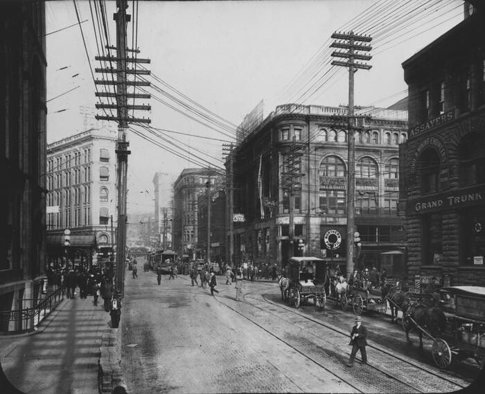 First & Yesler 1898