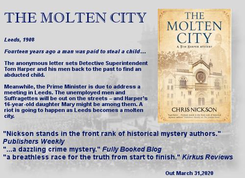 Molten City ad