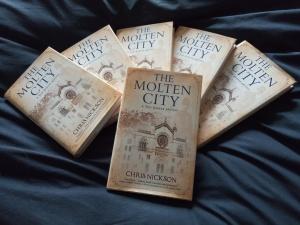 Molten books
