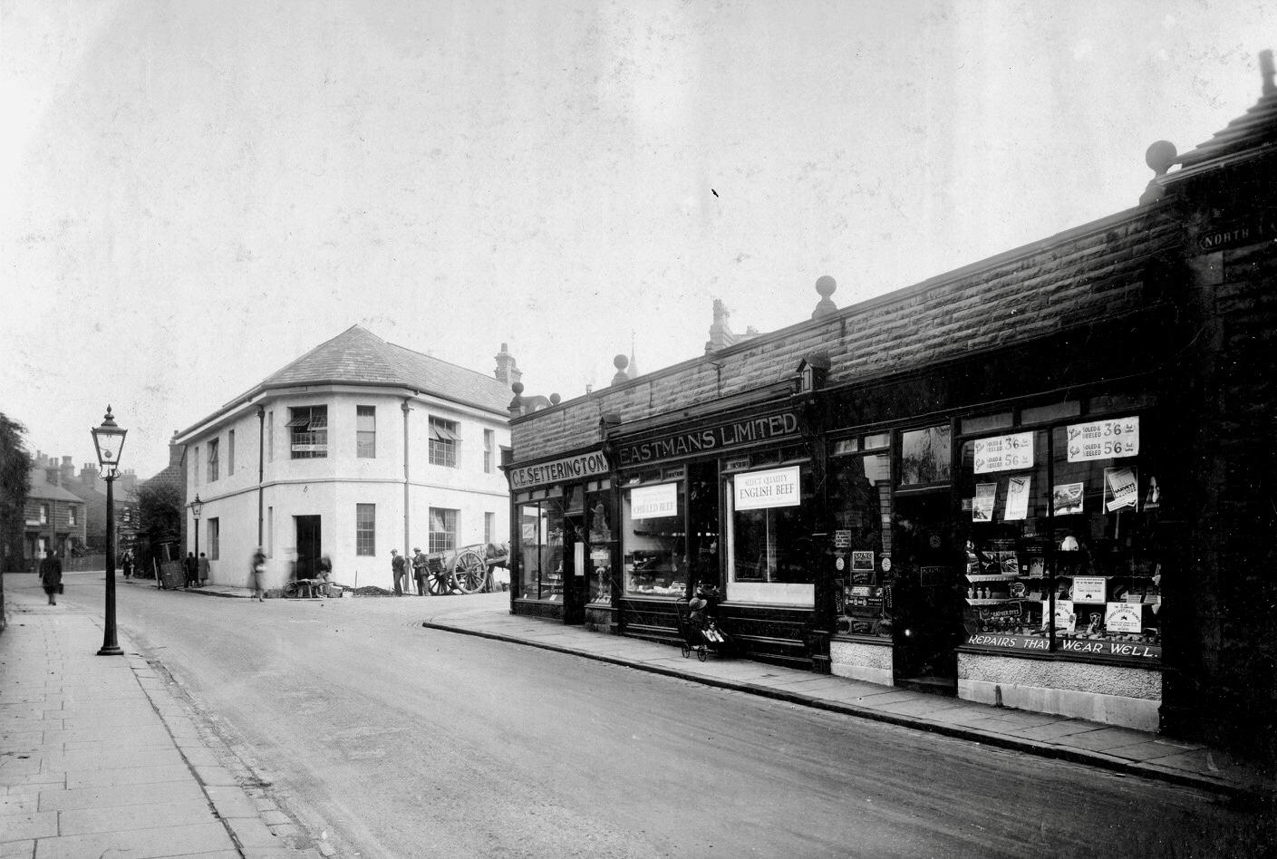 headingley library 1931
